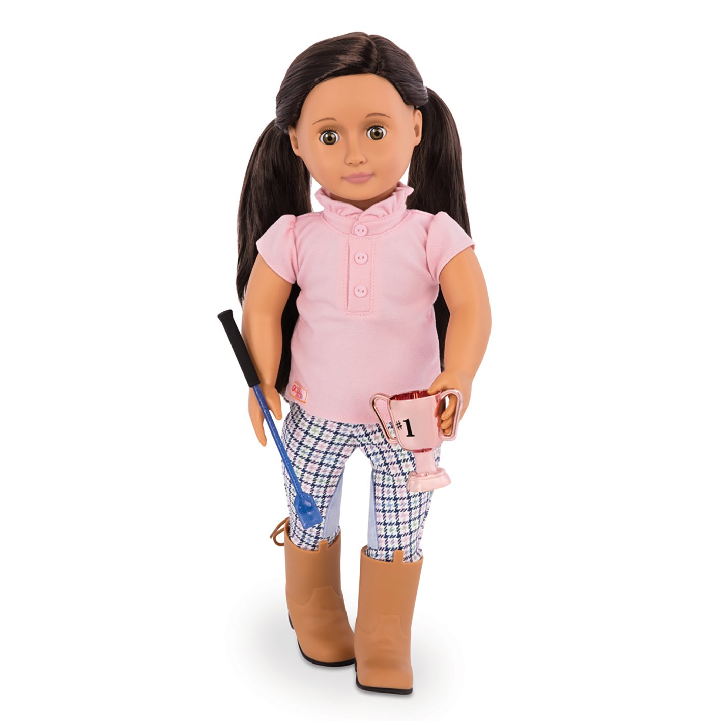 Our Generation 18-inch Sharp As a Fox Regular Doll Outfit