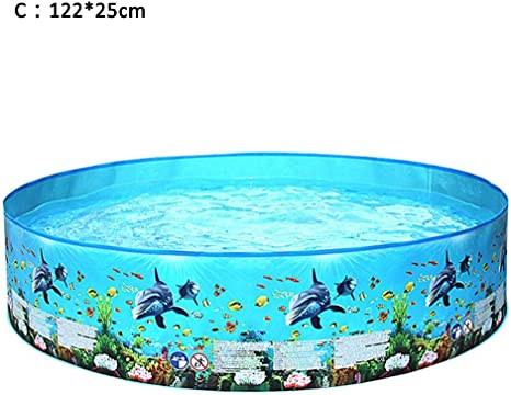 Adult Pool Pool For Adults Small Pools Inflatable Swimming Pool Thickened Safe Baby Paddling Pool Toy With Repair Patch For Summer Water Fun Kitchen Dining