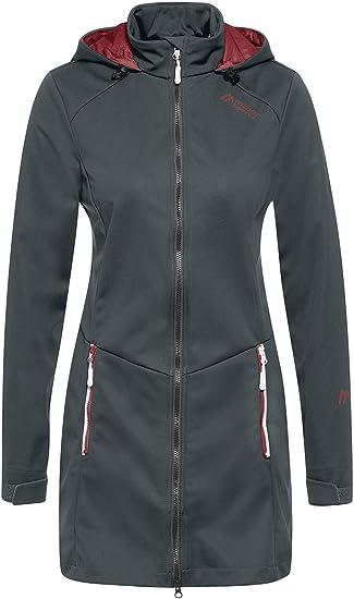 TALLA 38. maier sports Hombre samum Coat W Abrigo