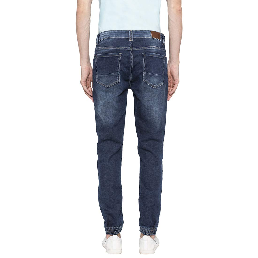 website for discount choose official sold worldwide Spykar Mens Slim Fit Low Rise Jeans (Joggers): Amazon.in ...