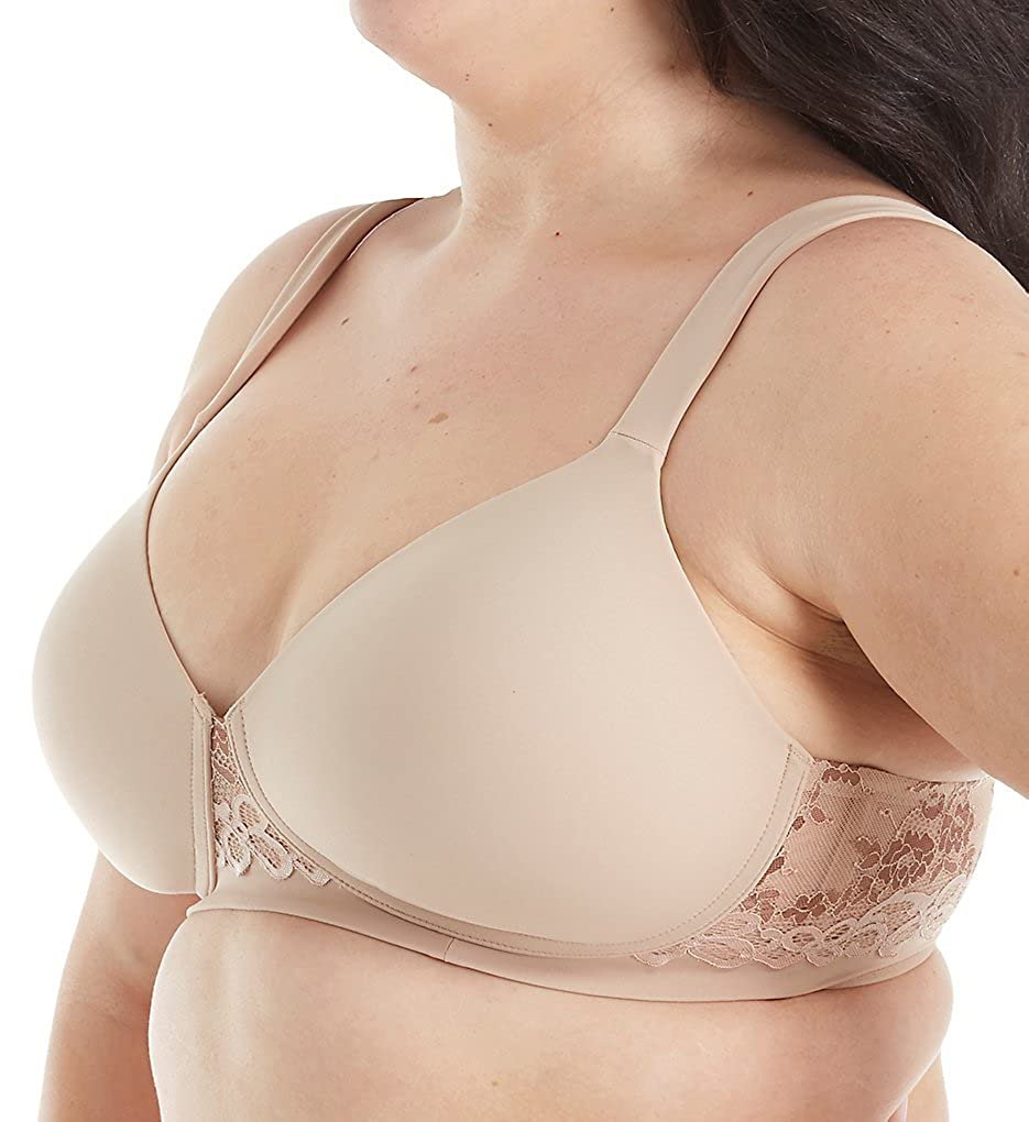 08c05cda9d0 Leading Lady Women s Balconette Padded Wirefree Lace Bra  Amazon.ca   Clothing   Accessories