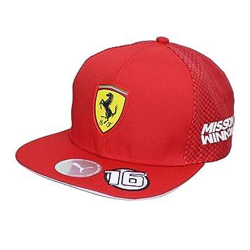 Scuderia Ferrari 2019 Collection F1™. Casquette Charles Leclerc