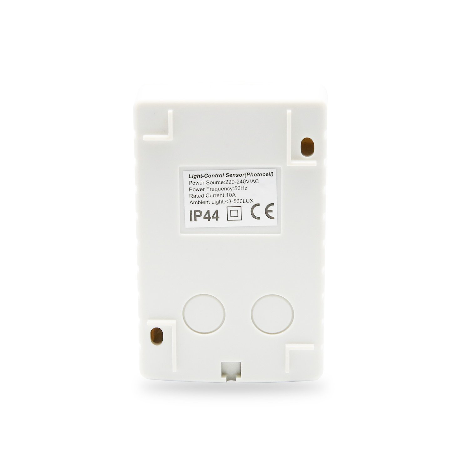 Sensky SK300 Photoelectric Switch Outdoor Waterproof Photocell Timer Switch  With Timer LUX And Time Adjustable Photocell Sensor Switch [Energy Class  A++]: ...