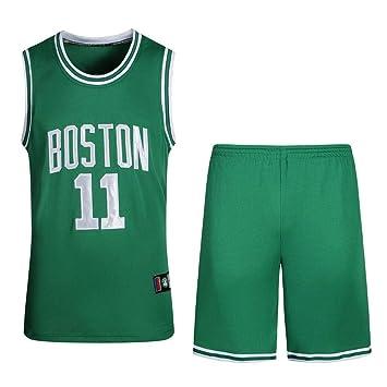 BEOOKEK Camisetas Deportivas De Baloncesto para Hombre Camiseta De ...