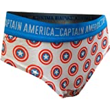 fa18204d07be Amazon.com: CafePress Captain Marvel Boyshirt Panty: Clothing