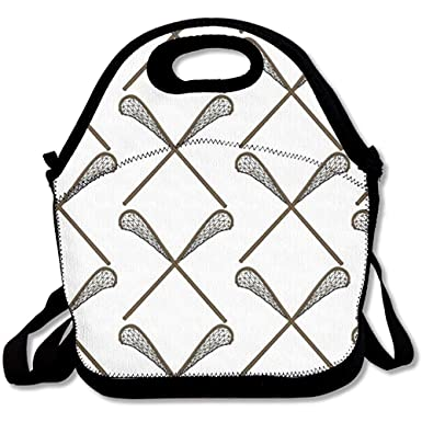 Amazon com: Lunch Tote Washable Lunchbox Bag, Insulated