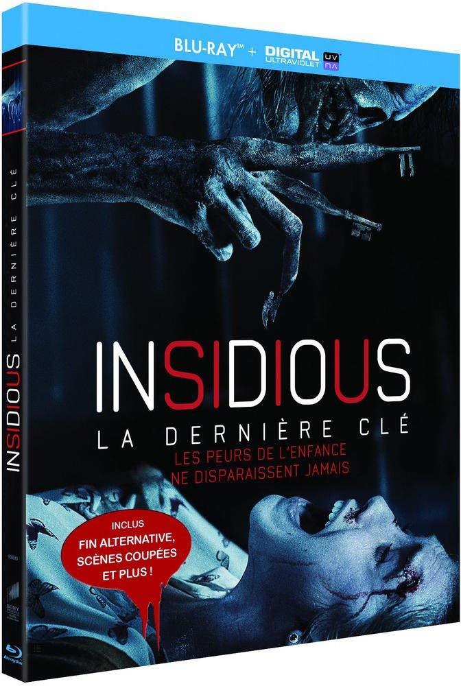 Insidious : la dernière clé [Italia] [Blu-ray]: Amazon.es: Leigh Whannell, Lin Shaye, Angus Sampson, Kirk Acevedo, Caitlin Gerard, Spencer Locke, Josh Stewart, Bruce Davison, Adam Robitel, Leigh Whannell, Lin Shaye: Cine y