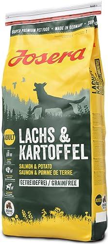 Josera-Lachs-&-Kartoffel-Hundefutter