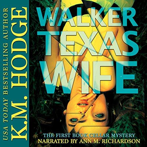 Blue Cellar - Walker Texas Wife: The Book Cellar Mysteries, Book 1
