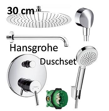 Komplett Neu Hansgrohe Unterputz Duscharmaturenset Talis S ibox Armatur  UI69
