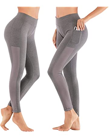 SPFAS Pantalons de Course Femme - Leggings de Sport pour Running and Fitness 89635c505ef