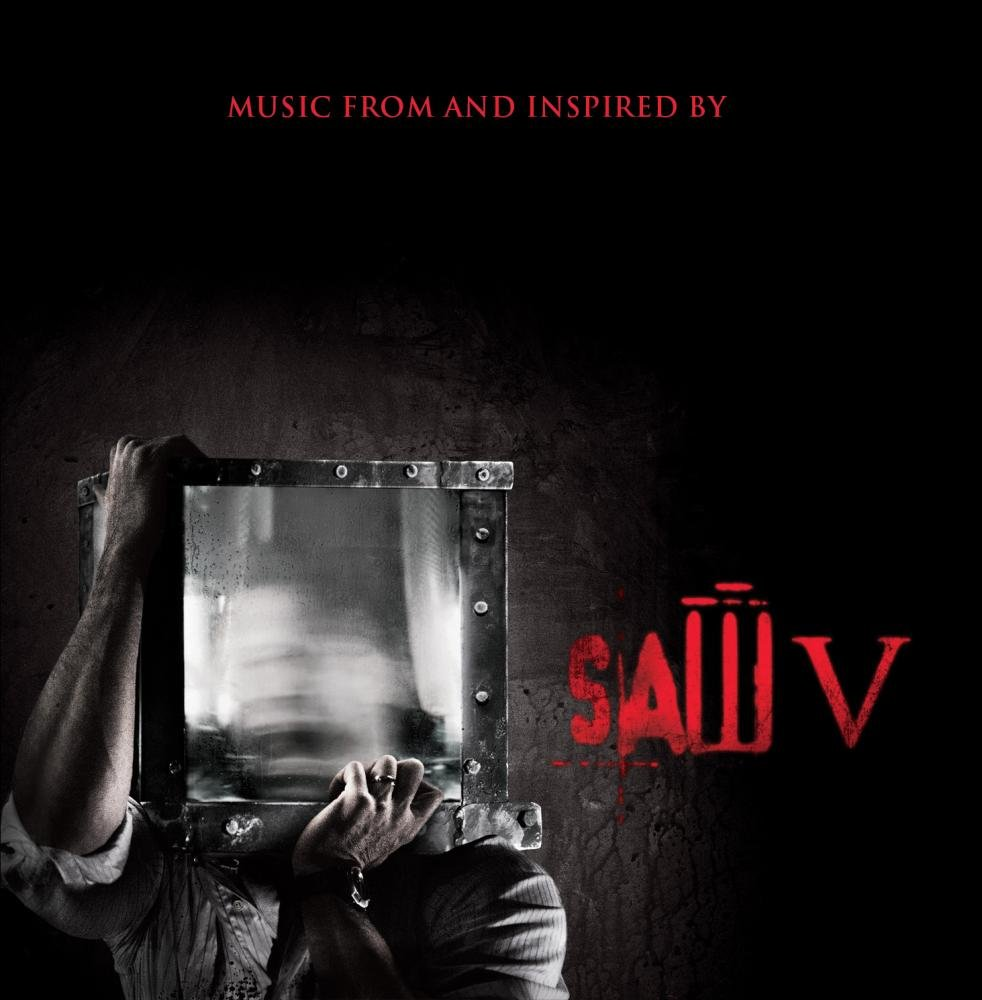 SAW V: Music From And Inspired By The Motion Picture by Artists' Addiction Soundtracks