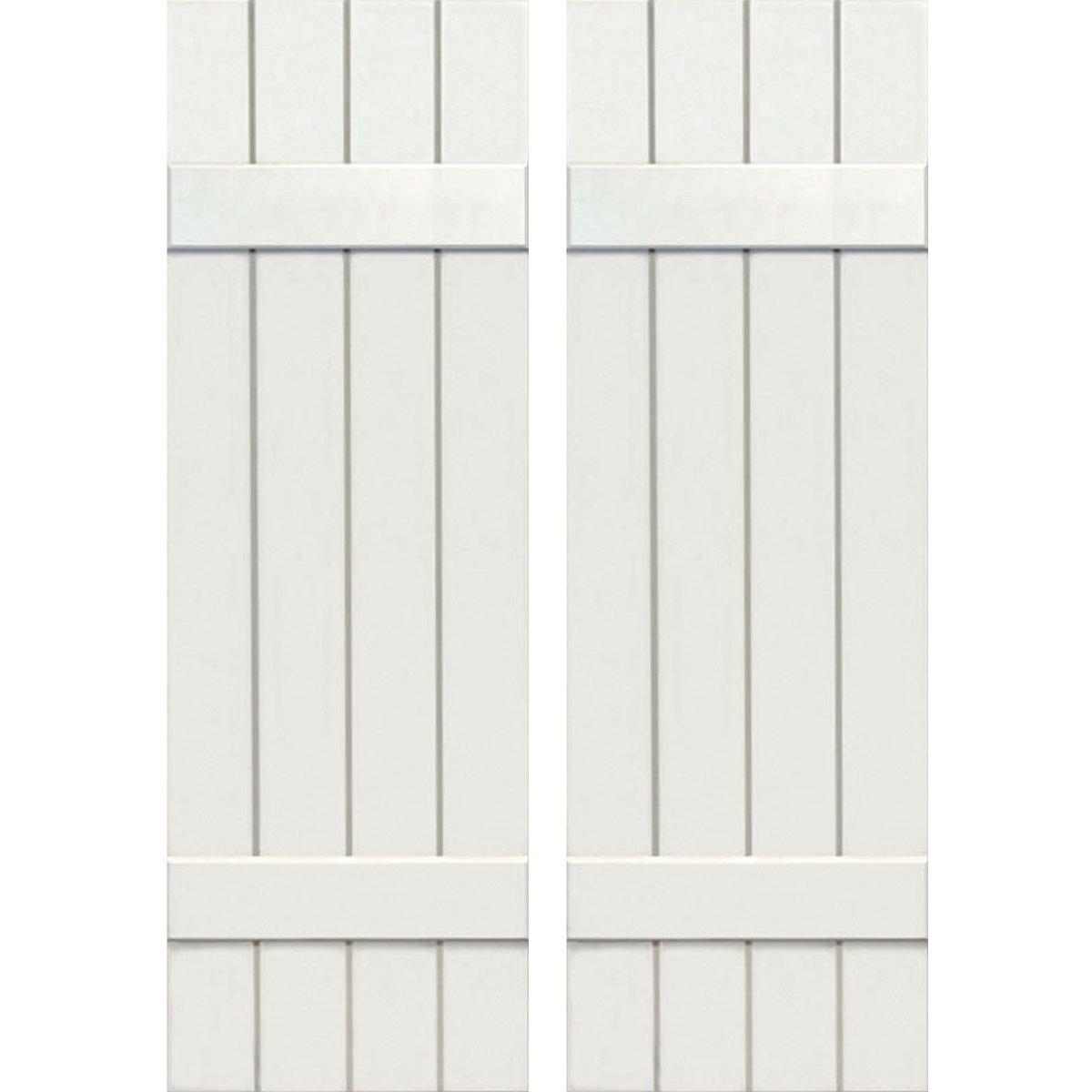 Ekena Millwork CWB15X025WHC Exterior Four Board