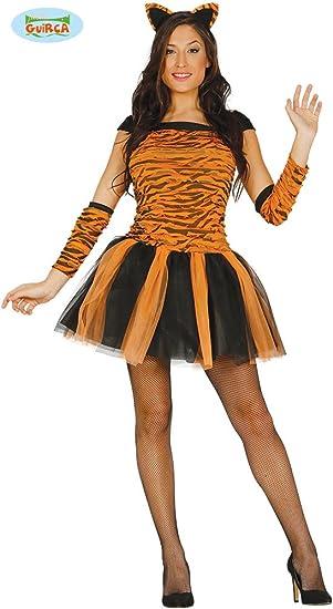 Disfraz de tigresa: Amazon.es: Juguetes y juegos