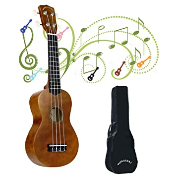 YEZI Kids Toy Classical Ukulele Guitar Musical Instrument