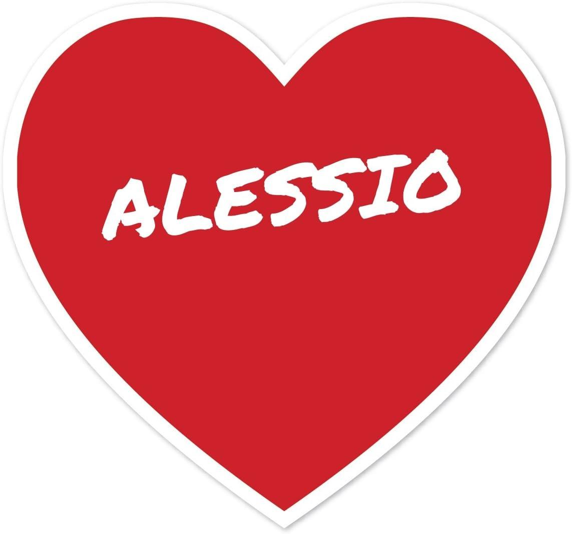 Design Alessio Herz JOllify Aufkleber Farbe