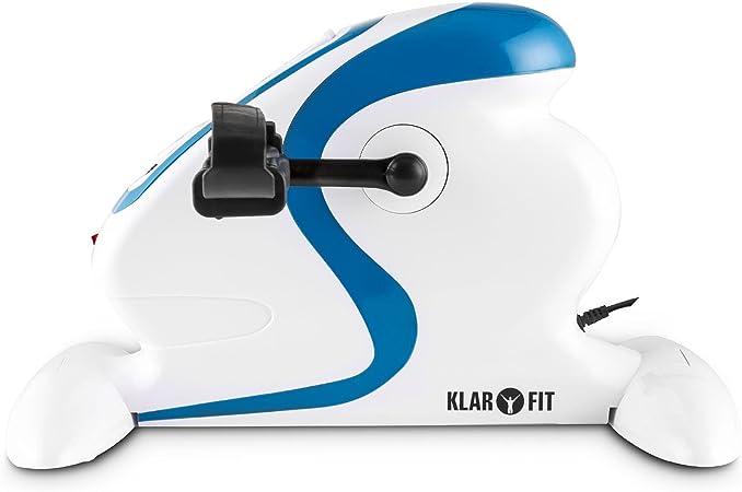 Klarfit Cycloony Bicicleta estática portátil (70 W, indicador ...