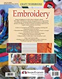 Embroidery: A Beginners Step-by-Step Guide to Stitches and Techniques (Design Originals) More than 70 Stitches; Instructions for Hand & Machine Methods, Plus Regional Traditions
