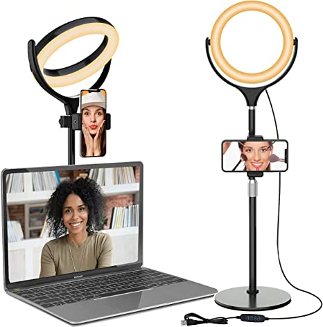 Yarrashop Ring Light with Stand