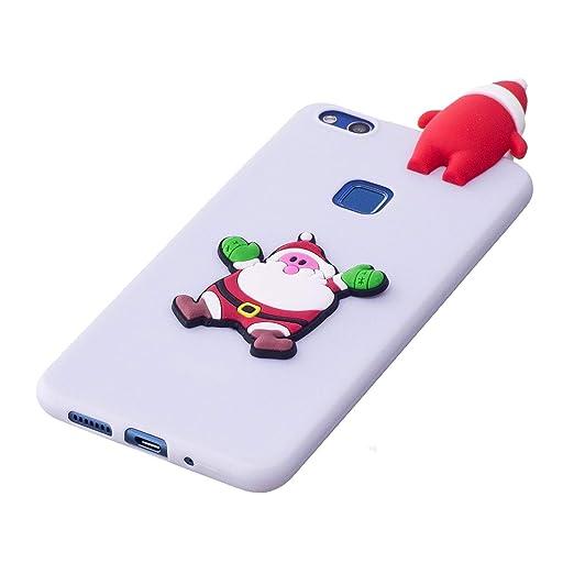 Amazon.com: TOTOOSE Huawei P10 Lite Case Slim Fit Cellphone ...