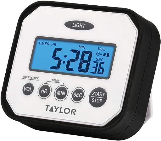 Amazon.com: Taylor Precision Products Pro Splash \'n\' Drop ...