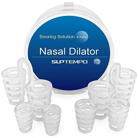 Dilatador Nasal Anti Ronquidos - SUPTEMPO Solución Premium Anti ...