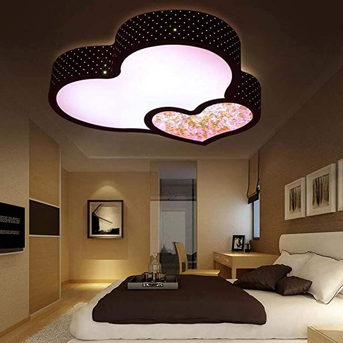 Amazon.com: PLLP Ceiling Light, Home Living Room Bedroom ...