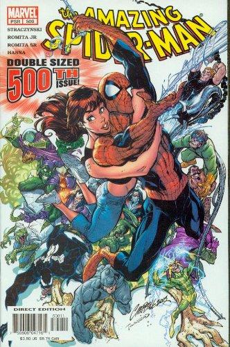 The Amazing Spider-Man #500 Happy Birthday Part Three