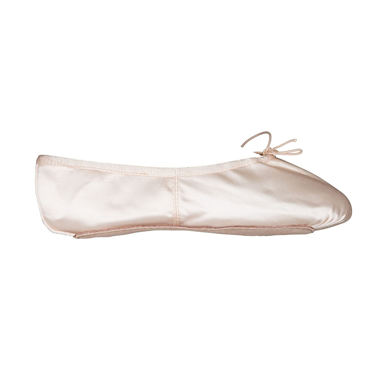 Capezio Pink Satin Daisy Ballet Shoe Full Sole Medium Fit Amazoncouk  Shoes  Bags