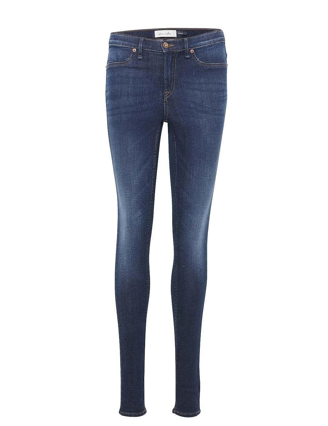 BlendShe Jeans BEA Moon Dark Blue