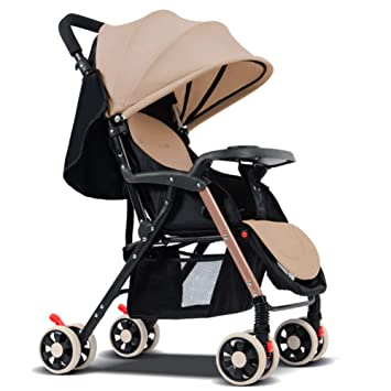 GZF Cochecito de Bebé de Confort Cochecito de bebé, silla de ...