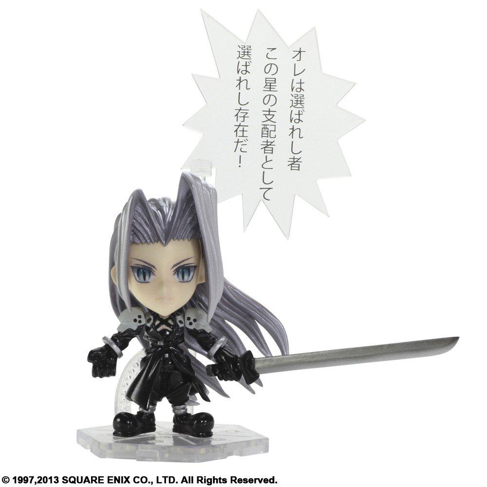 Final Fantasy Trading Arts Arts Arts Kai Mini Sephiroth Figur 3d9512