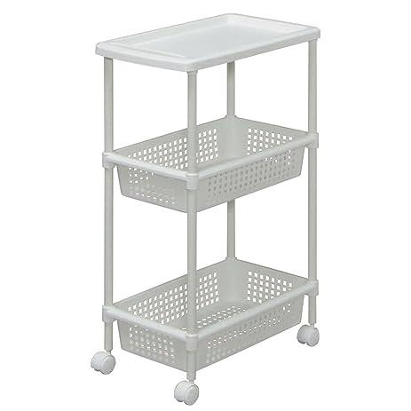 ... Narrow Tier Kitchen Carts On 3 Tier Metal Storage Cart, 3 Tier Bunk  Bed, ...