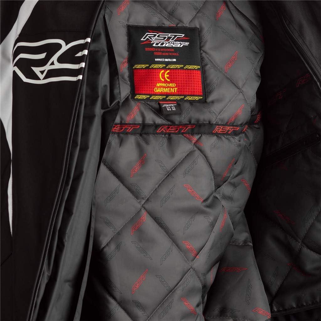 Blue Black RST Tractech Evo 4 CE Mens Textile Jacket