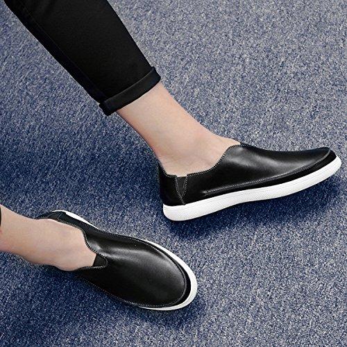 Miyoopark - zapatilla baja hombre Style1-Black