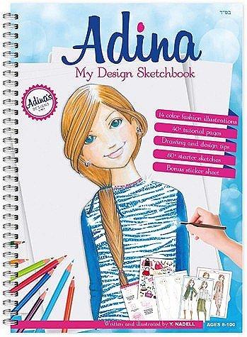 (Adina: My Design Sketchbook)