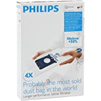 Philips S-Bag Classic FC8021/03 Uzun Performans Toz Torbası