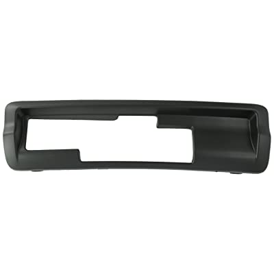 Chrysler Genuine 68111636AA Hitch Fascia: Automotive
