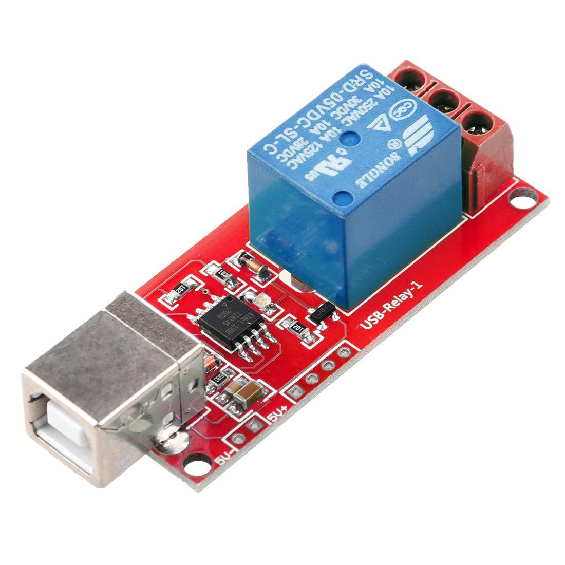 Demarkt Typ LCU-1 USB Relaismodul USB Intelligente Steuerschalter