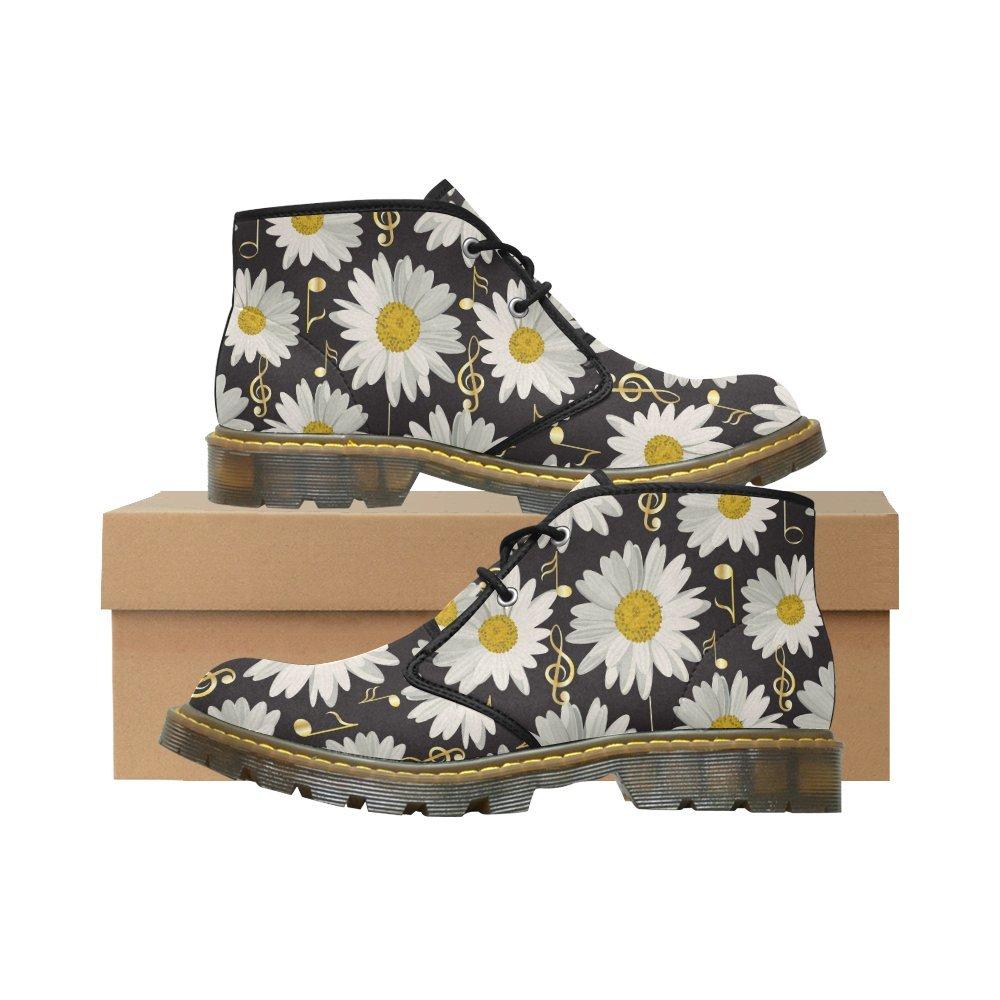 Artsadd Unique Debora Custom Women's Nubuck Chukka Boots Ankle Short Booties B0795Q566H 9.5 B(M) US|Multicolored21