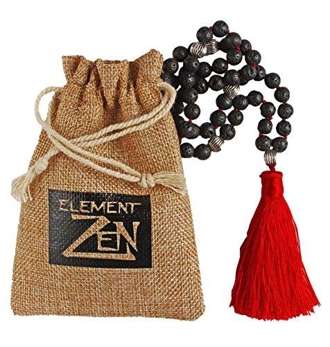 Zen-Lava-Rock-Black-Stone-108-Buddhist-Meditation-Mala-Prayer-Japa-Beads-Men-Women-Necklace-Bracelet