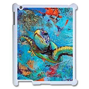 Sea Turtle Unique Fashion Printing Phone Case for Ipad2,3,4,personalized cover case ygtg565384