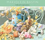 Marjolein Bastin 2017 Deluxe Wall Cal...
