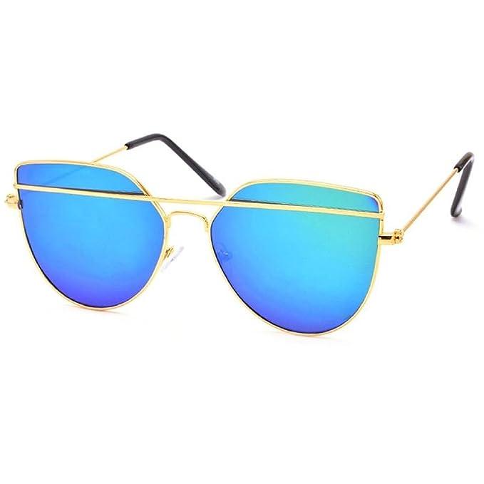 a2e00934f2 Silver Kartz Cateye Unisex Sunglasses(Wy145