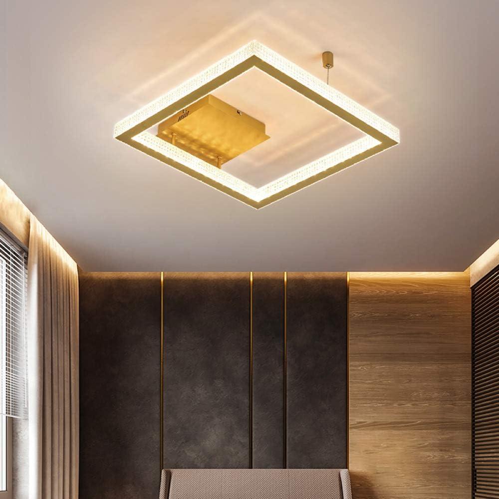 BFMBCHDJ Iluminación moderna de la lámpara Led para sala de estar ...