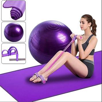 XGYUII Juego de Yoga Kit de 3 Piezas Paquete de ...