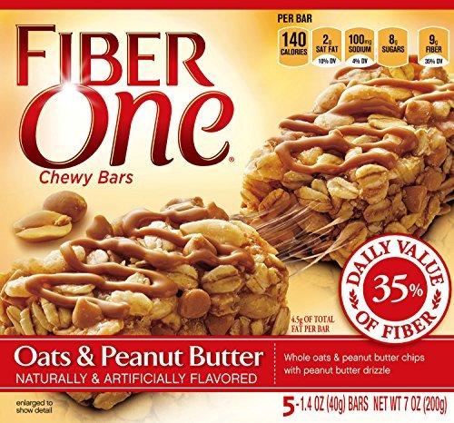 Fiber One Chewy Bar Oats and B07N4N5S8N Peanut and Butter 12) 5 Fiber Bars 7 oz (Pack of 12) [並行輸入品] B07N4N5S8N, らいぶshop:6b632839 --- ijpba.info