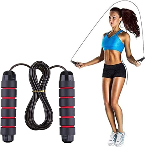 Cardio Circuit skipping rope 9ft long Professional New Speed  Boxing Keep Fit