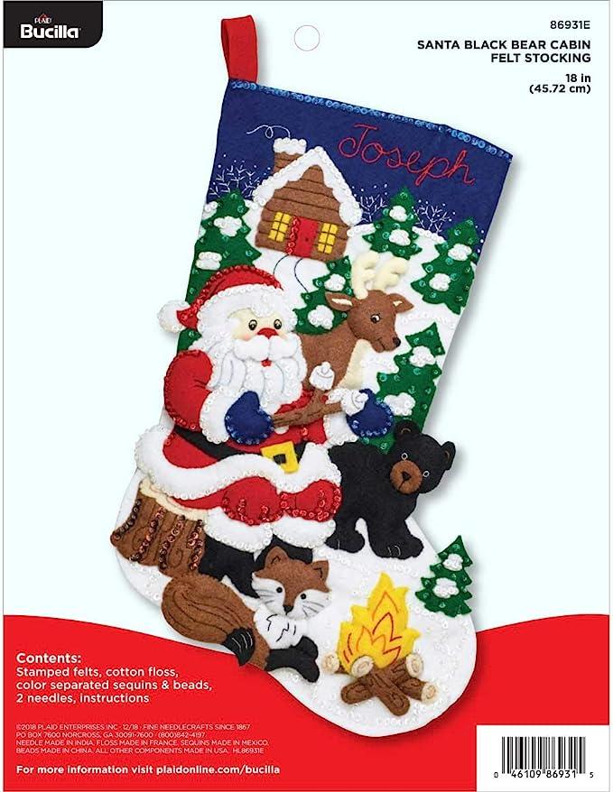 Modern Safari Heirloom Holiday Decor Black Velvet Zebra Christmas Stocking
