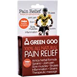 Green Goo Pain Relief Lg Tin